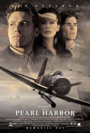 2001 - Pearl Harbor Movie Poster
