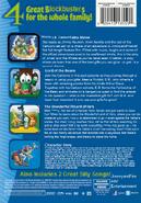 CartoonTales Movie Time Quadruple back cover