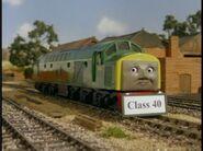 Class40'snameboard