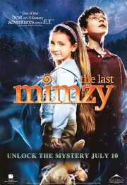 2007 - The Last Mimzy Movie Poster (Alliance Atlantis)