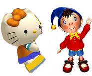 Mimmy and Noddy