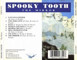 Spooky Tooth - The Mirror Back