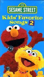 Kids Favorite Songs 2 VHS