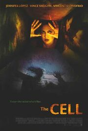 2000 - The Cell Movie Poster