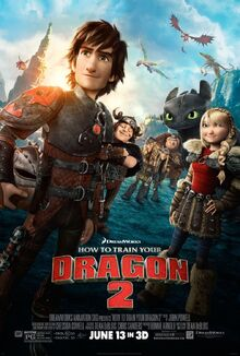 How to train your dragon two ver7 xlg