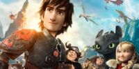 Opening to How to Train Your Dragon 2 3D 2014 Theatre