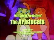 The Aristocats (Re-Release) Theatrical Teaser Trailer