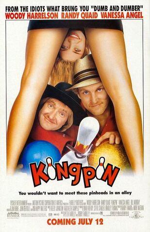 File:1996 - Kingpin Movie Poster.jpg