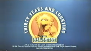 Big Bird from A Brief History of Motion Pictures Policy Trailer