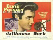 Jailhouse Rock (1957) Movie Poster 2
