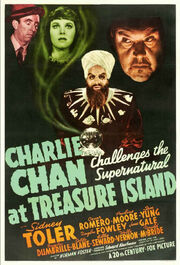 1939 - Charlie Chan at Treasure Island Movie Poster