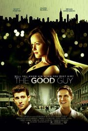2010 - The Good Guy Movie Poster