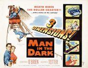 1953 - Man in the Dark Movie Poster