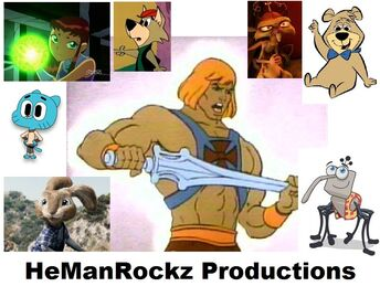 He-ManRockz Productions
