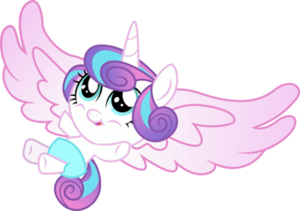 Princess flurry heart by illumnious-d9poj1t