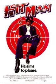 1972 - Hit Man Movie Poster