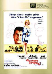1964 - Goodbye Charlie DVD Cover (2013 Fox Cinema Archives)