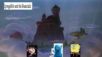 SpongeBob and the Beanstalk
