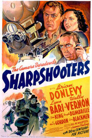 1938 - Sharpshooters Movie Poster