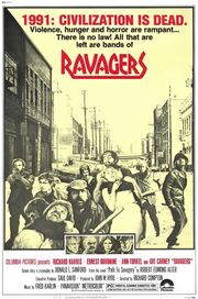 1979 - Ravagers Movie Poster