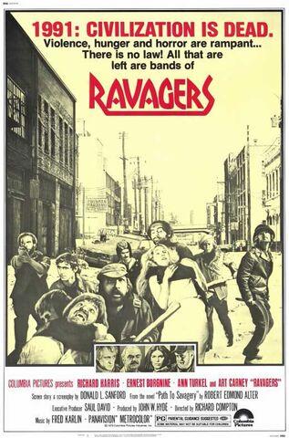 File:1979 - Ravagers Movie Poster.jpg