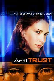 2001 - Antitrust Movie Poster 4