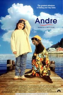 Andre (1994) Poster