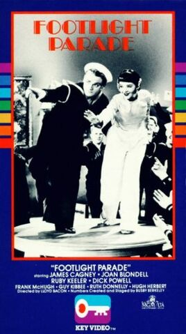 File:Footlight Parade Key Video VHS.jpg