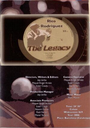 The Legacy DVD T 2007 500