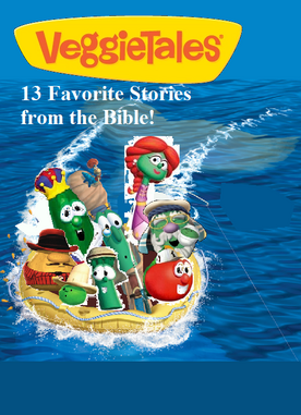 13 Favorite Stories from the Bible cover