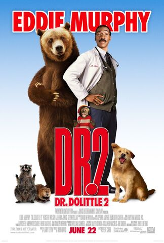 File:2001 - Dr. Dolittle 2 Movie Poster -2.jpg