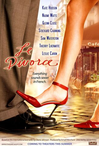 File:2003 - Le Divorce Movie Poster.jpg
