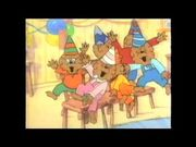The Berenstain Bears 1999 VHS Promo
