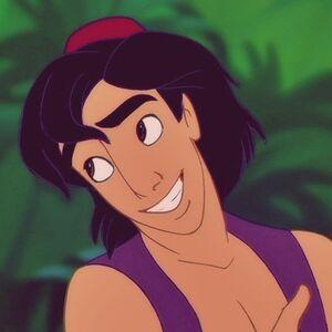 Handsome Aladdin