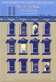 1989 - New York Stories Movie Poster