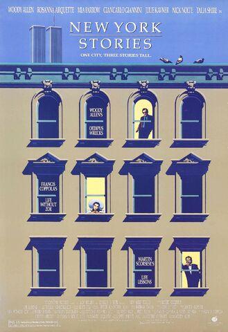 File:1989 - New York Stories Movie Poster.jpg