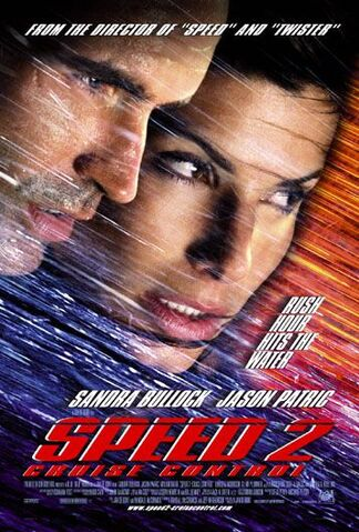File:1997 - Speed 2 - Cruise Control Movie Poster.jpg