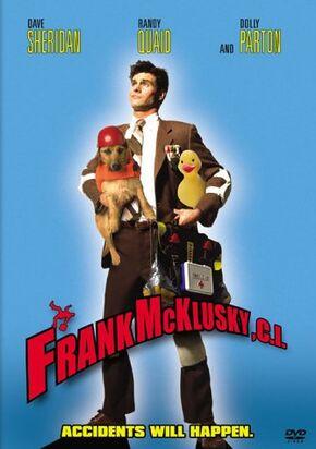 2002 - Frank McKlusky, CI