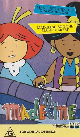 File:Madeline and the dinosaur bone columbia tristar home entertainment australia vhs.jpg