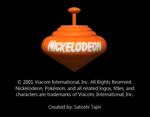 Nickelodeon Logo From Round One