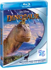 Dinosaur 3D Bluray