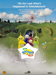The Teletubbies Movie poster
