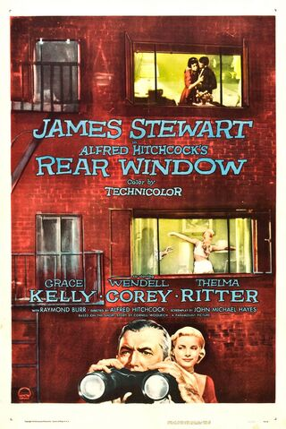 File:1954 - Rear Window Movie Poster.jpg
