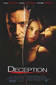 2008 - Deception Movie Poster 1