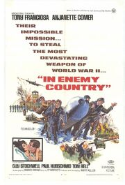 1968 - In Enemy Country Movie Poster