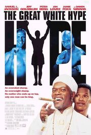 1996 - The Great White Hype Movie Poster