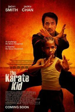 Karate kid ver2