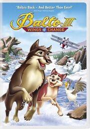Balto III DVD