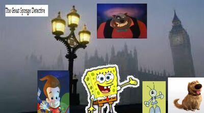 The Great Sponge Detective