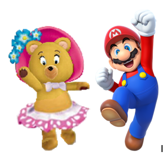 File:Tessie and Mario.PNG